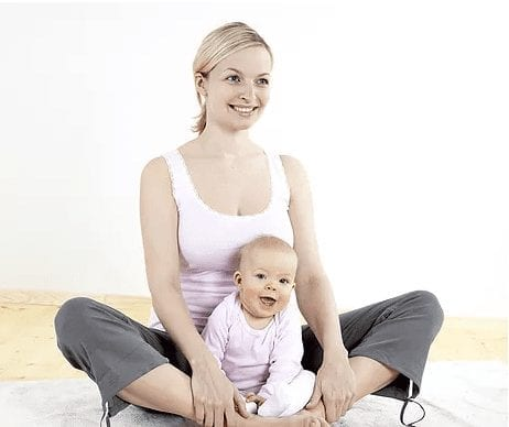 Mother and Baby Yoga classes