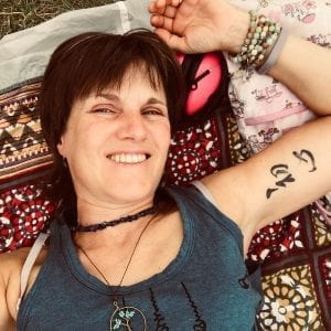 What's that tattoo on your arm?  Yoga, midwifery and letting go of expectations …