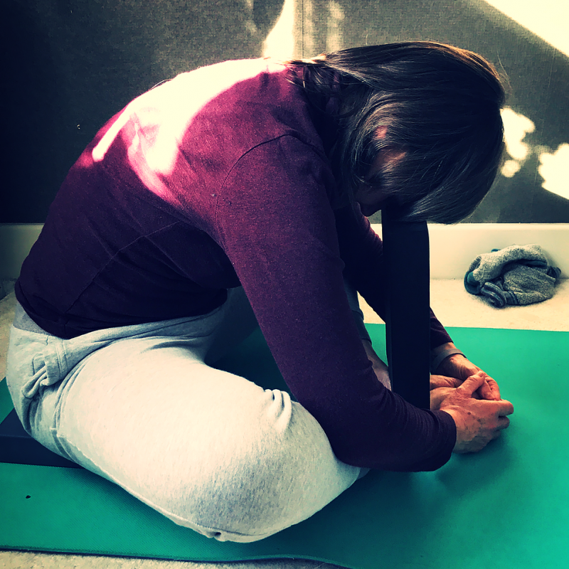 Relax yourself into wellness. The beautiful gifts of Yin Yoga.