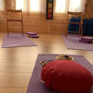 meditation at The Garden Studio