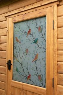 garden studio door