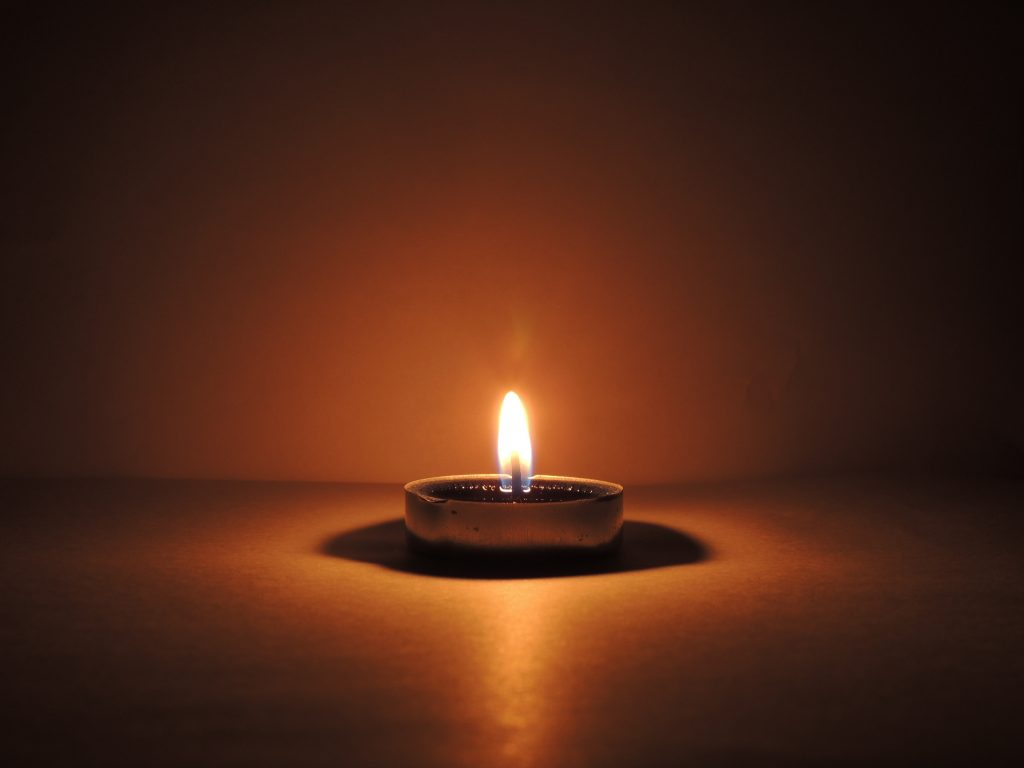 Peace on Earth?  Lighting a candle in the darkness …
