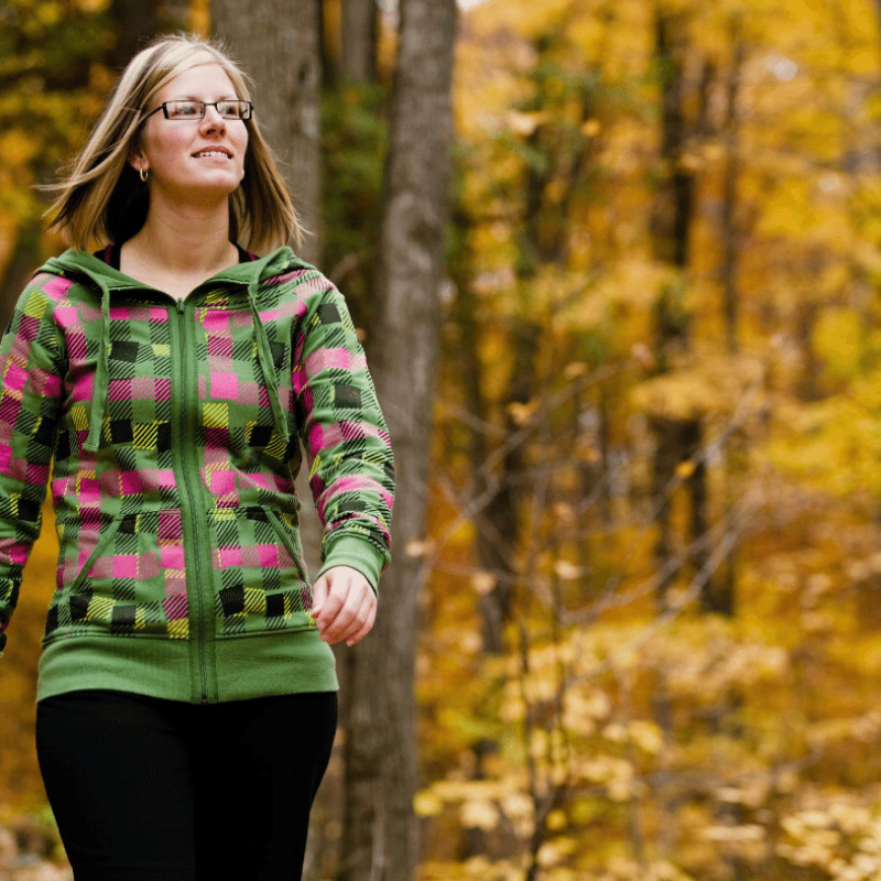 Finding Your Calm Space: Walking Outdoors