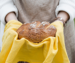 Finding Your Calm Space: Baking Bread for Calm