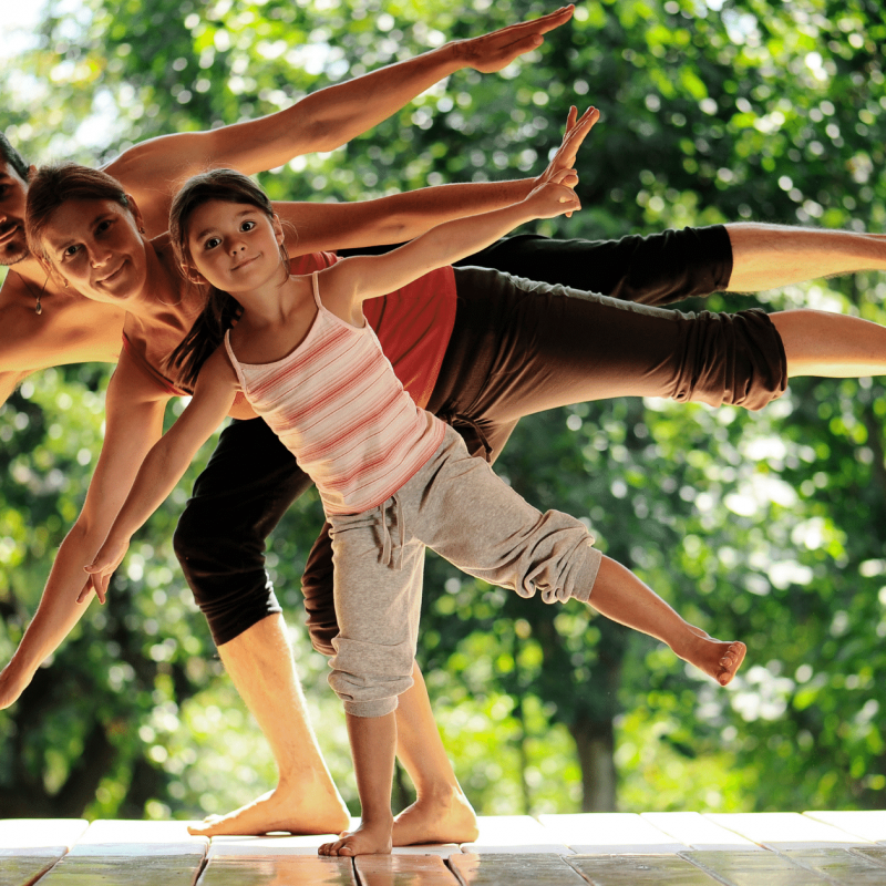 Guest Blog: Indoor and Outdoor Exercise to keep you and your Family Active